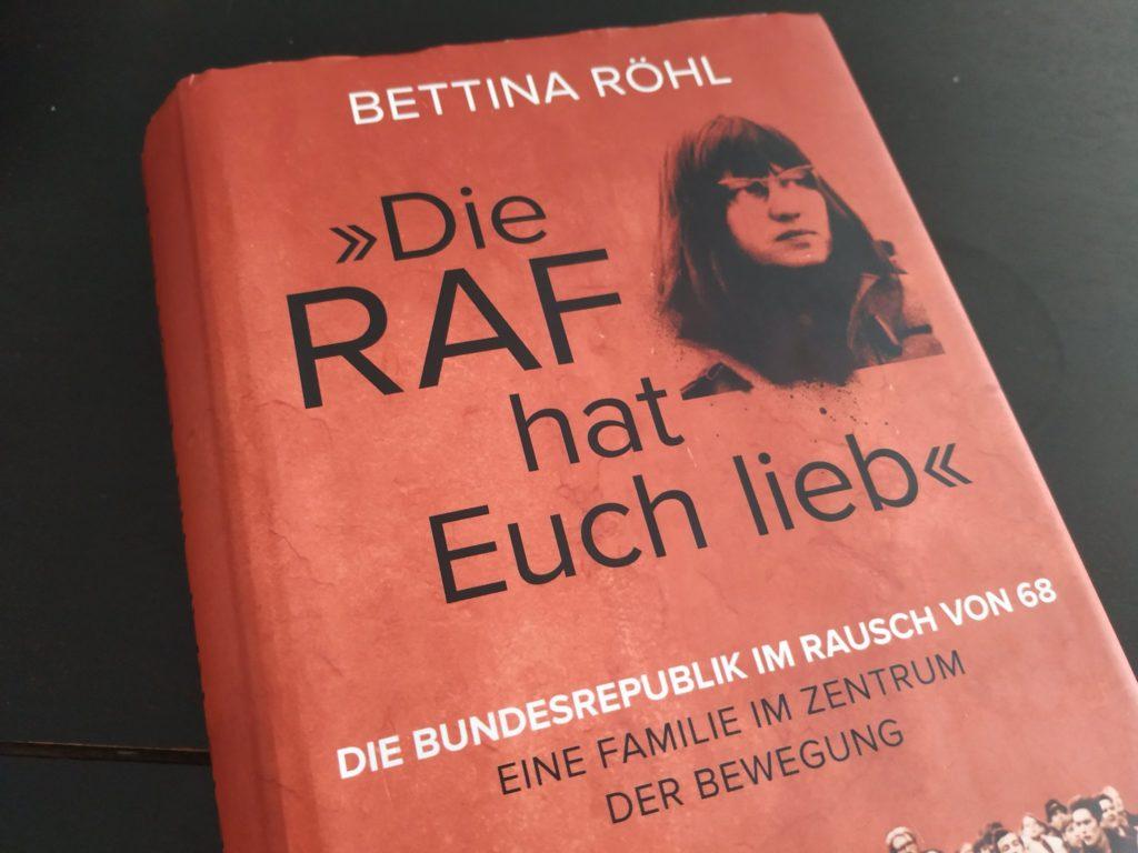 Bettina Röhl räumt den Mythos Meinhof auf